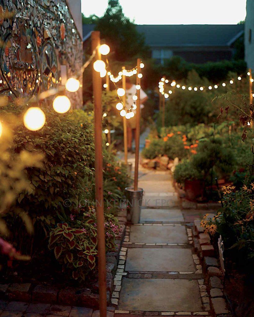 Garden Pathway Lights