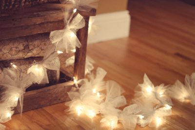 Twinkly Firefly Lights
