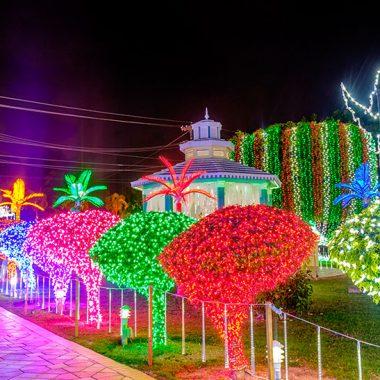 The Benefits of LED Christmas Lights