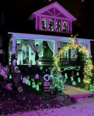 Monster Mash House Decor