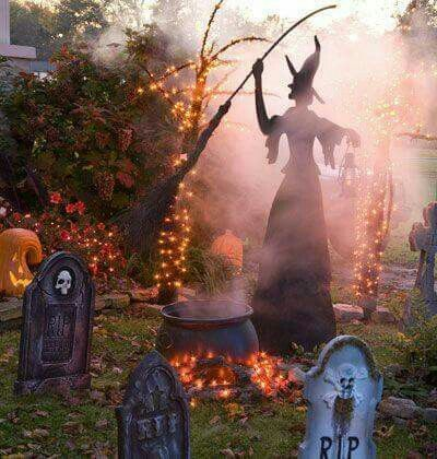 Spooky Home Lawn Decor