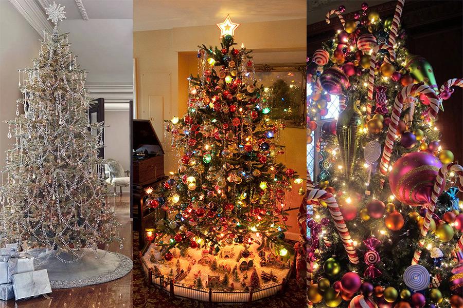 Over-The-Top Christmas Tree