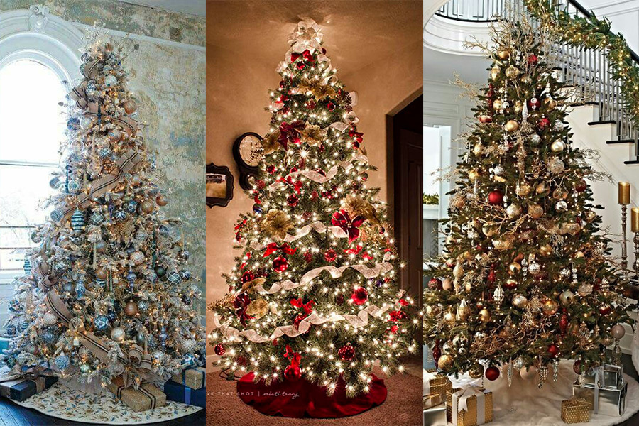 Sparse Christmas Tree Types.What Type Of Christmas Tree Decorator Are You Christmas