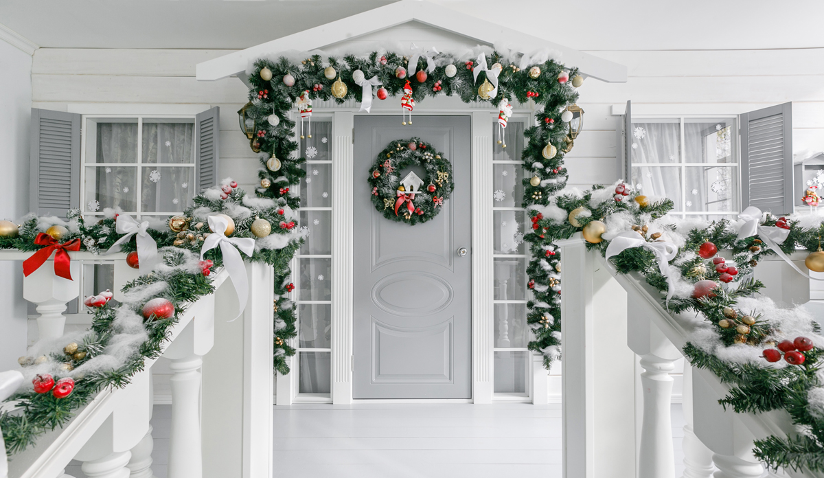christmas decorations for a home