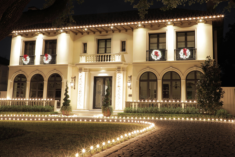 The Definitive, Step-by-Step Guide to Using C7 and C9 Bulk Light Line For Your Christmas Display
