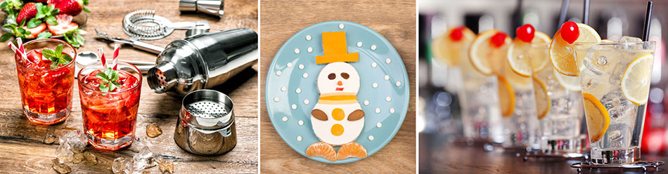 christmas in july menu ideas
