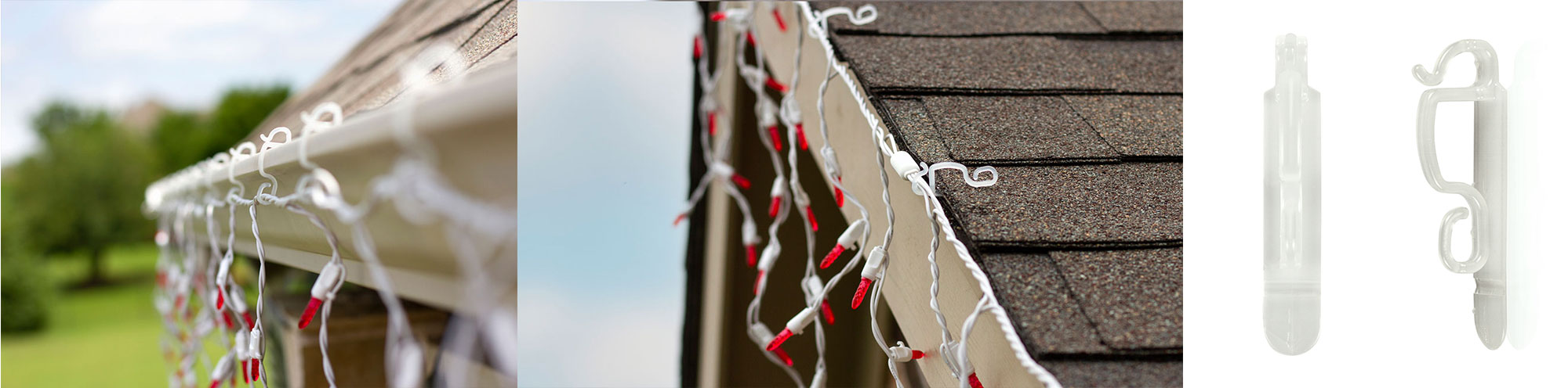 icicle christmas light clip